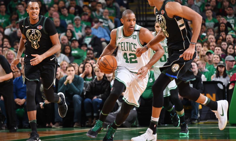 Kết quả hình ảnh cho Boston Celtics vs Milwaukee Bucks